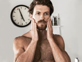Homem No Espelho - cuidados masculinos - barba - cabelo - pele - corpo