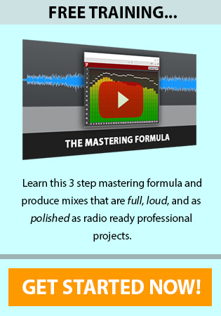 The Mastering Formula - Free Training