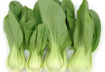 bok choy, Home Remedies and Natural cures