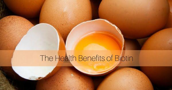 Health Benefits Biotin