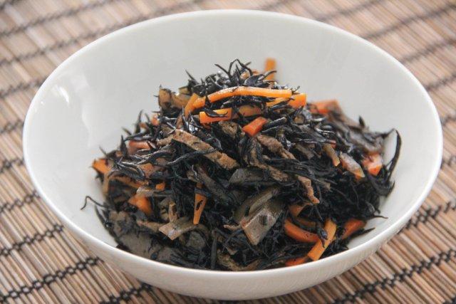 Health benefits of hijiki