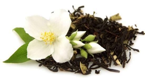 Health benefits of jasmine tea