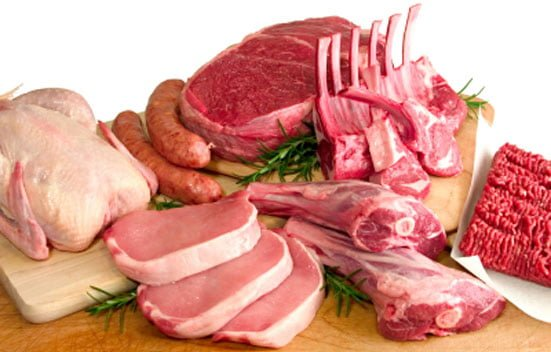 Health benefits of meat