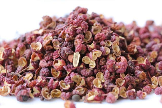 Health benefits of Sichuan pepper