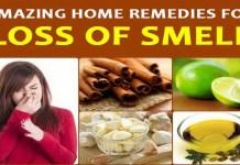 anosmia home remedy treatment