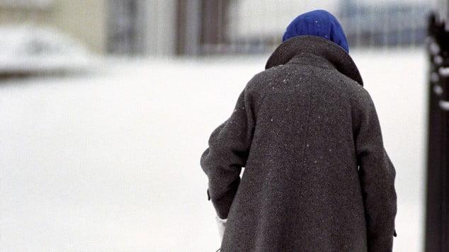 cold in elderly