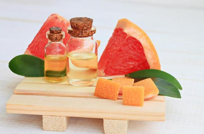"""huile essentielle de pamplemousse avantages """"title ="""" huile essentielle de pamplemousse"""