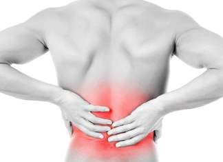 back pain, back pain home remedy
