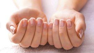 Weak nails