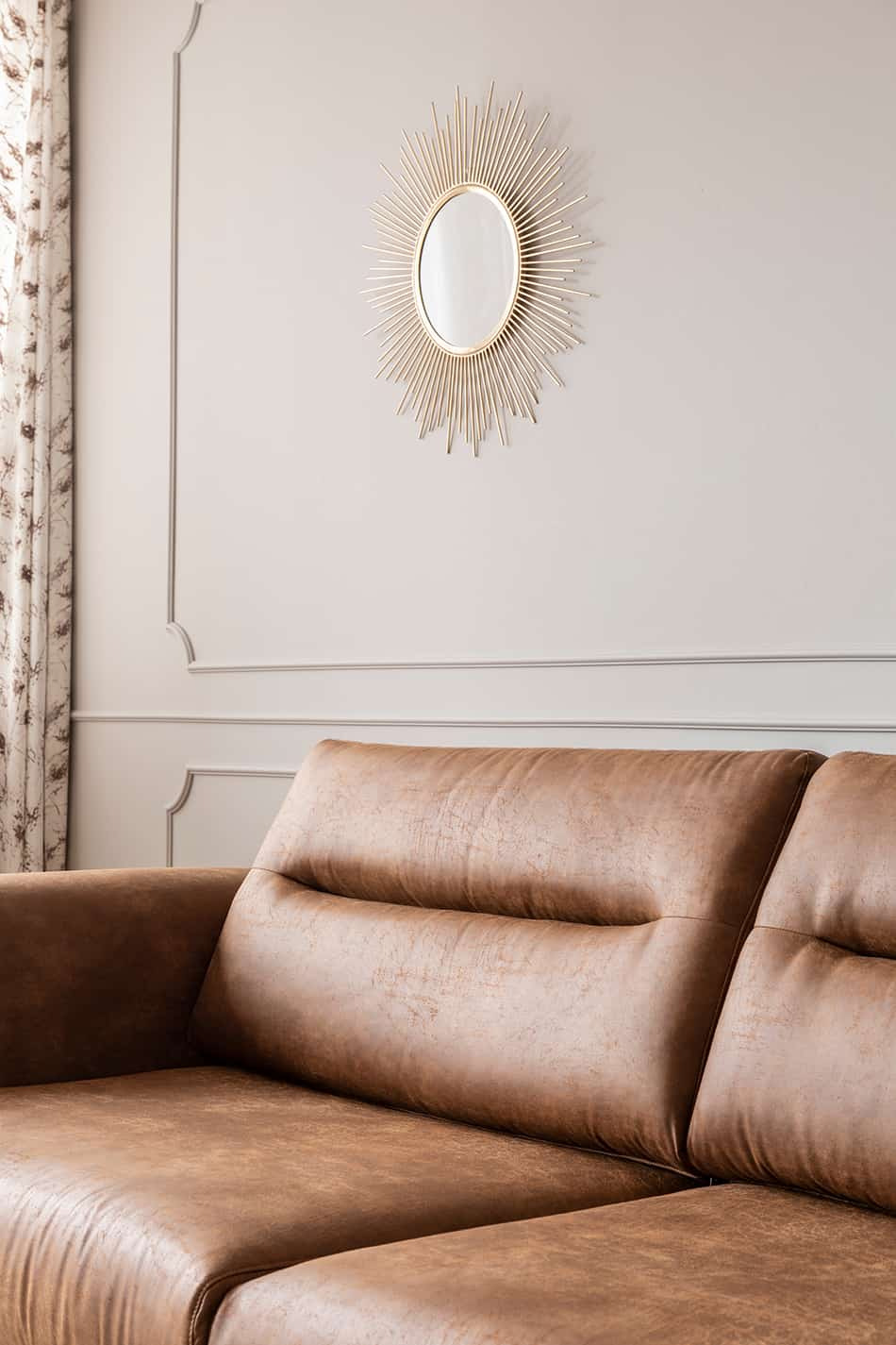 16 Dark Brown Leather Sofa Decorating Ideas For Modern Living Rooms Homenish