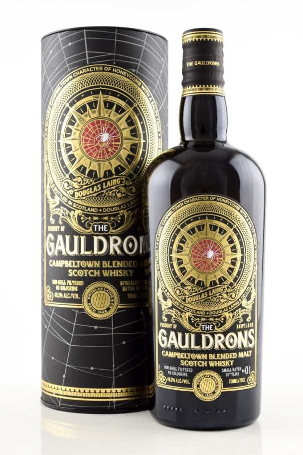 Image result for the gauldrons whisky
