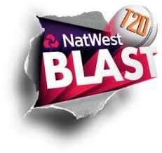 Natwest T20 Blast 2017 schedule