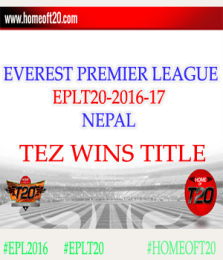 Panchakanya Tez wins maiden EPL title