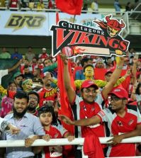Chittagong Vikings Squad 2017