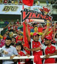 Chittagong Vikings Squad 2017