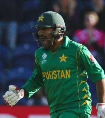 Pakistan Squad