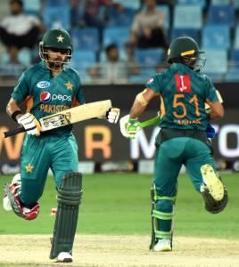 Pakistan T20 Squad against New Zealand