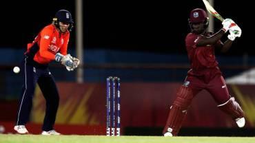 WWT20 match 19: Windies vs England: Report