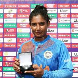 Mitali Raj guides India a 7-wicket win over Pakistan