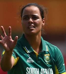Chloe Tryon ruled out of women's T20 series