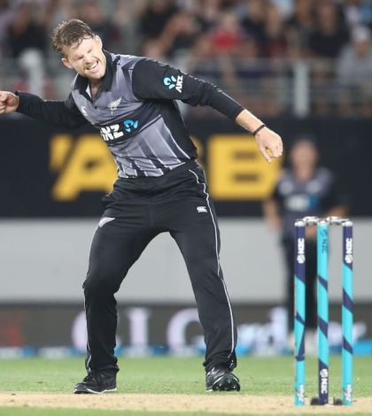 Ferguson helps Kiwis down Sri Lanka in only T20I