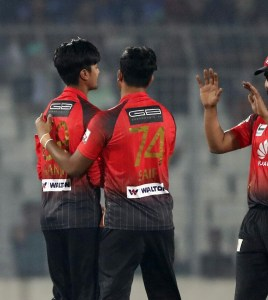 Comilla Victorians book their place in the BPL final