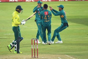 Pakistan wins the third t20 to restore some pride