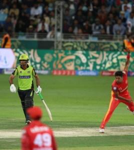 Islamabad United won inaugural encounter of the PSL 2019