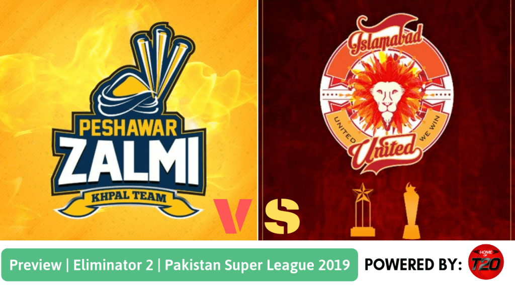 Pakistan Super League 2019 Eliminator 2 Islamabad United vs Peshawar Zalmi
