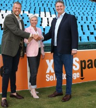 The Multiply Titans have joined forces with XtraSpace