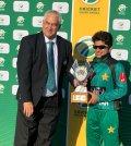 Pakistan 1-0 in T20 series
