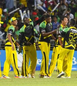 Jamaica Tallawahs Squad for CPL 2019