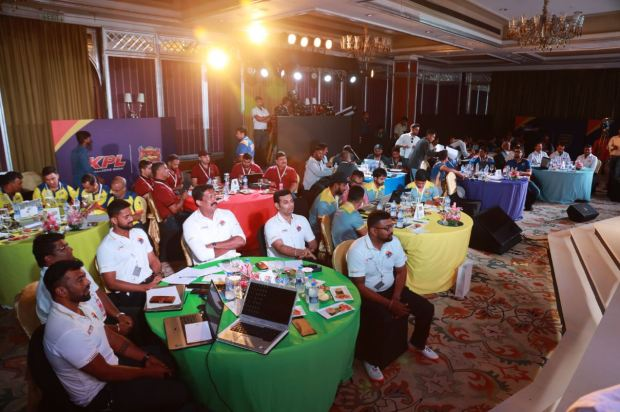 KPL Player Auction