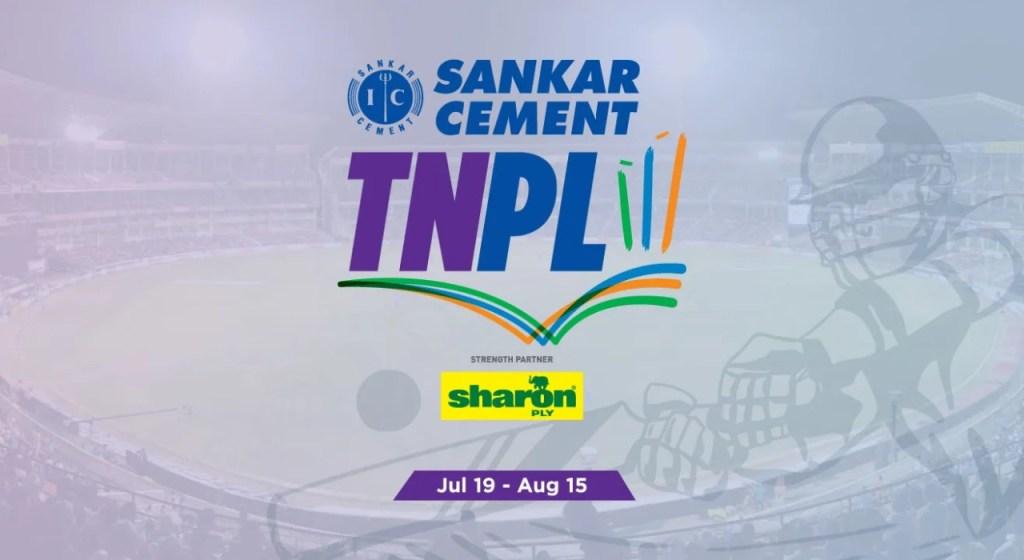 Tamil Nadu Premier League 2019 Schedule & Results