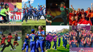 Squads announced for ICC Women's T20 World Cup Qualifier 2019