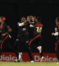 Knight Riders make two from two despite more Dre Russ fireworks