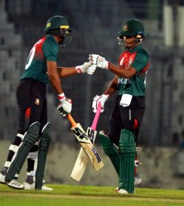 Bangladesh Squad announced for India Tour