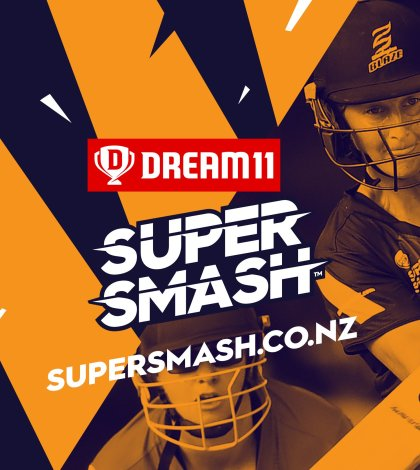 Dream11 becomes title sponsors of Super Smash T20