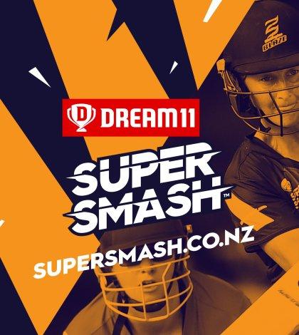Dream11 becomes title sponsors of Super Smash T20