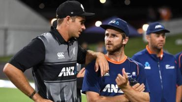 Williamson to miss T20s with hip injury Southee to lead