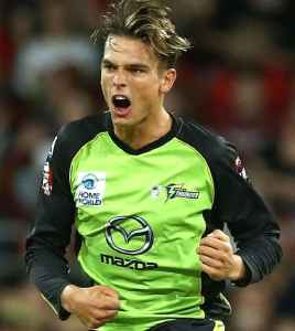 Chris Green signed by Sydney Thunder