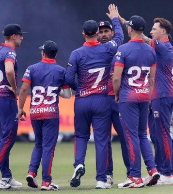 Cape Town Blitz returned to the top of MSL table after Steyn-Wahab show