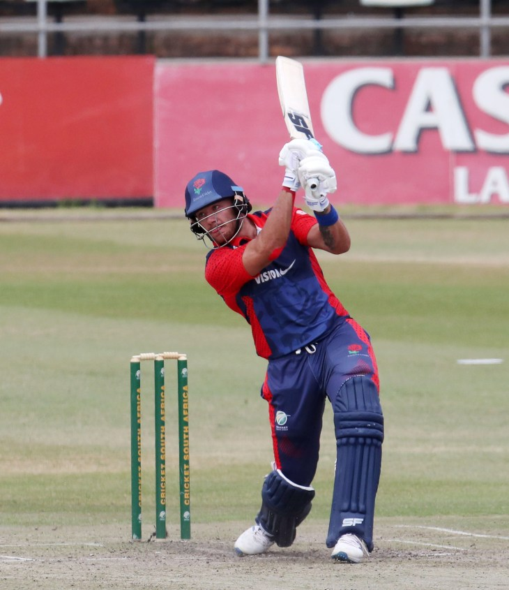 Marshall replaces Frylinck in Durban Heat squad