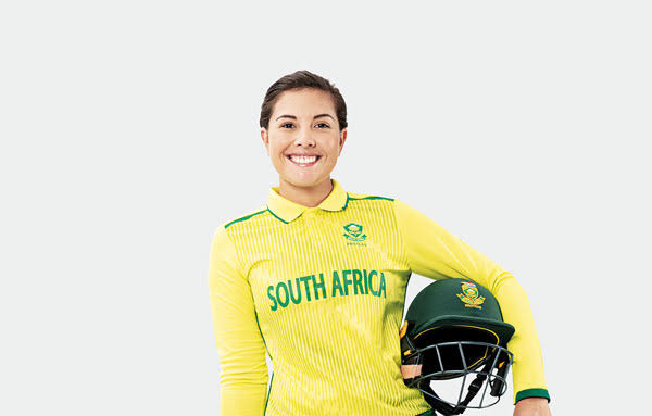 Proteas Women's all-rounder, Suné Luus, is the official Tshwane Spartans Media Ambassador
