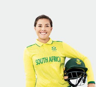 Proteas Women's all-rounder, Suné Luus, is the official Tshwane Spartans Media Ambassador