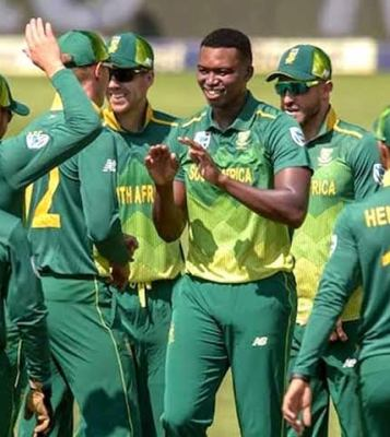 Proteas T20 World Cup Talk by Daniel Orsmond