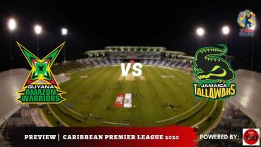 Preview: CPL 2020, Match 8 Guyana Amazon Warriors vs Jamaica Tallawahs