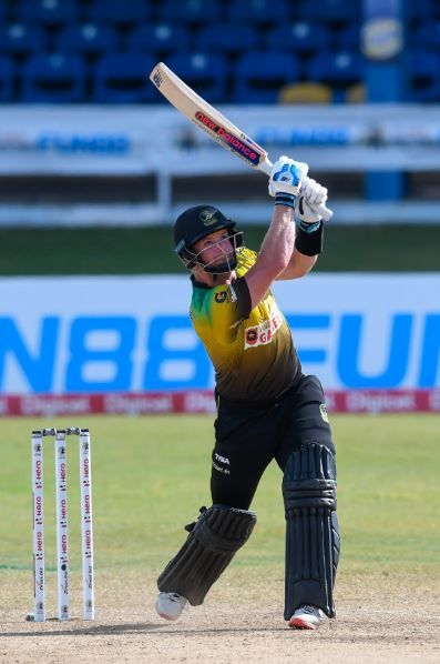 Glenn Phillips skillful innings enable Tallawahs to choke Patriots