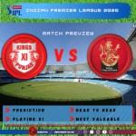 Preview: IPL 2020 Match 6 Kings XI Punjab vs Royal Challengers