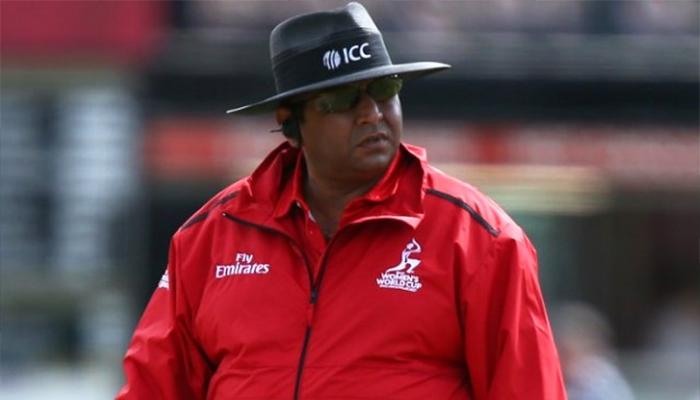Pakistani umpires